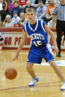 Point guard Cully Payne